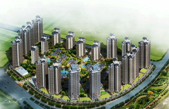 广东惠州德威朗琴湾36栋
