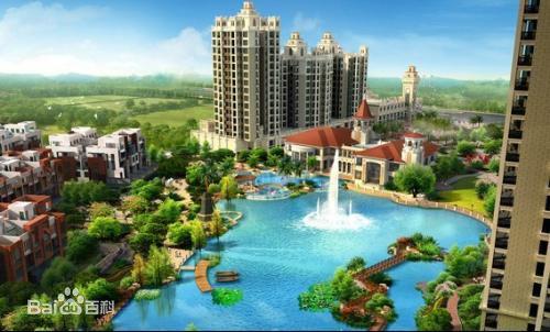 广东惠州光耀荷兰小城